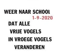 01-09-2020 weer naar school